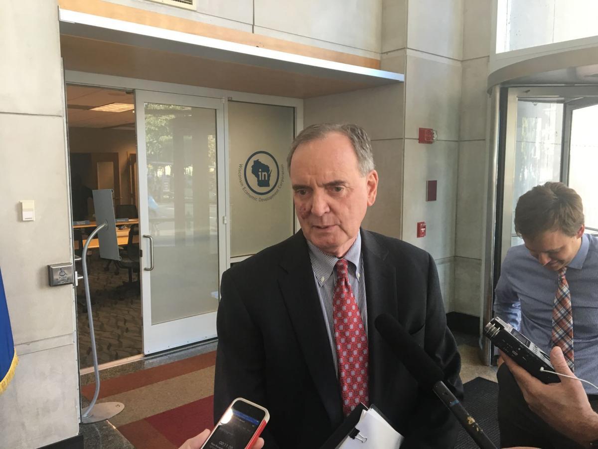 Legislature reviews WEDC audit