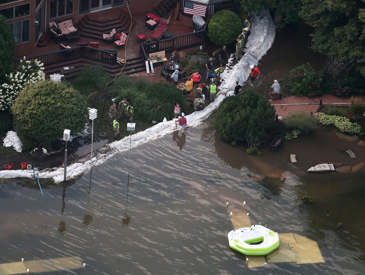 Richard Lathrop: Help lakes drain to prevent floods