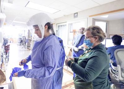 UW Hospital PPE