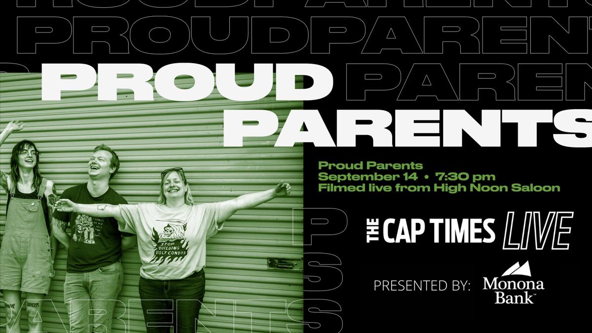 Cap Time Live with Proud Parents