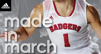 differently 292c6 a5d54 Badgers men's basketball: UW will wear new uniforms during ...