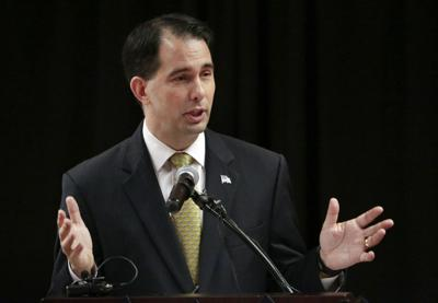 Scott Walker says he retains all text messages related to state business