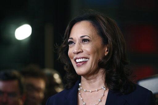 Biden picks Kamala Harris as running mate, first Black woman (copy)