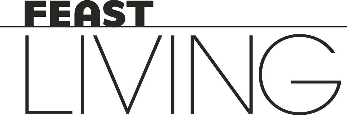 FEAST LIVING LOGO