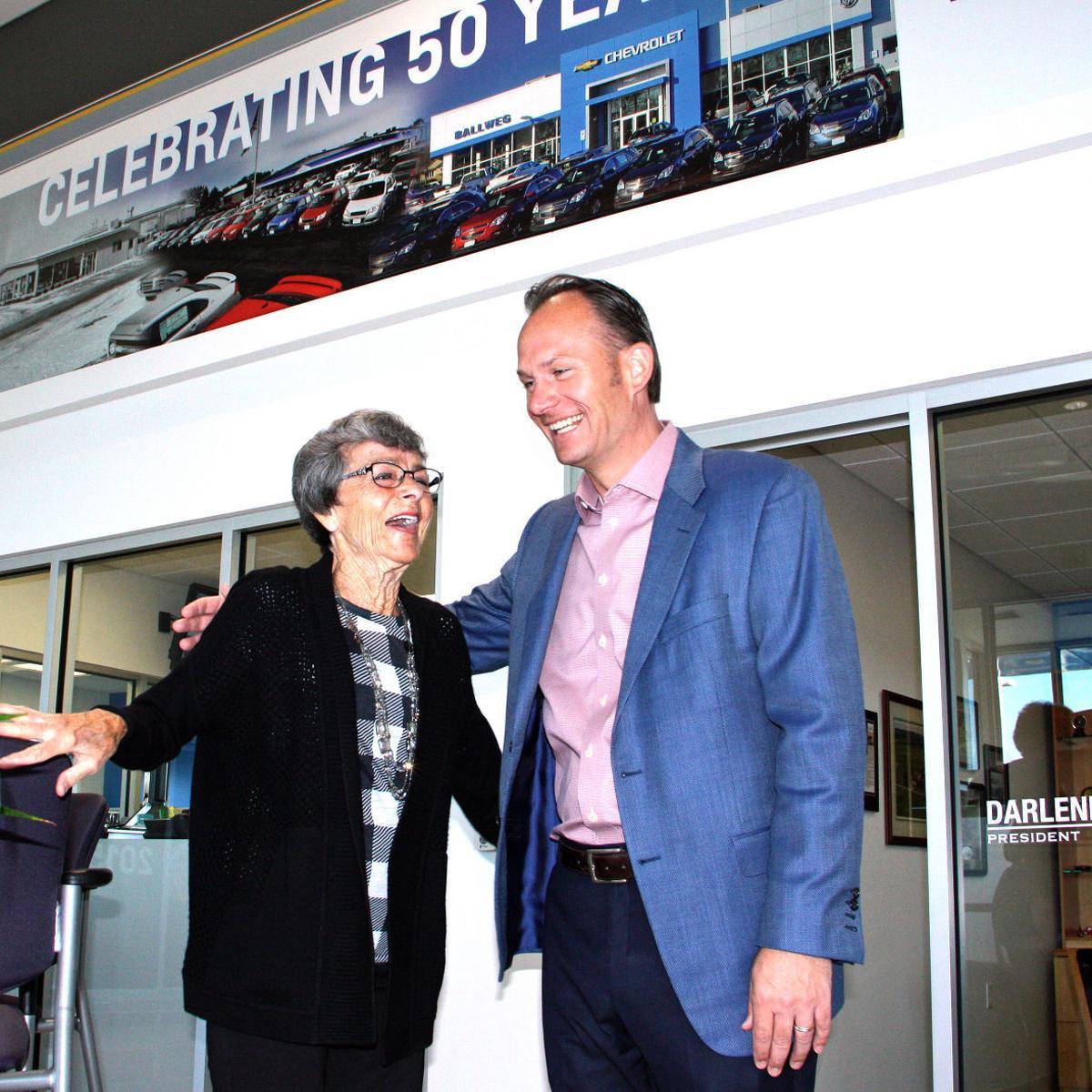 Ballweg Sells Ford Dealership In Sauk City Local News