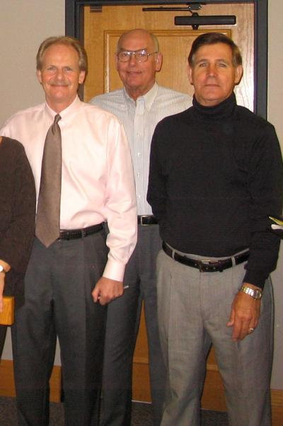 William Minahan and employees
