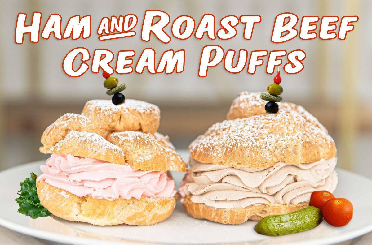 Wisconsin State Fair Cream Puffs