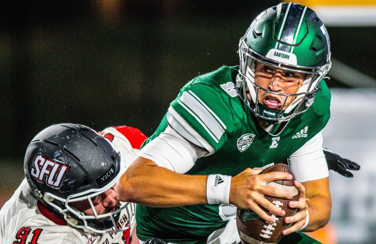 The path former Badgers QB commit Ben Bryant took to Eastern Michigan |  College Football | madison.com