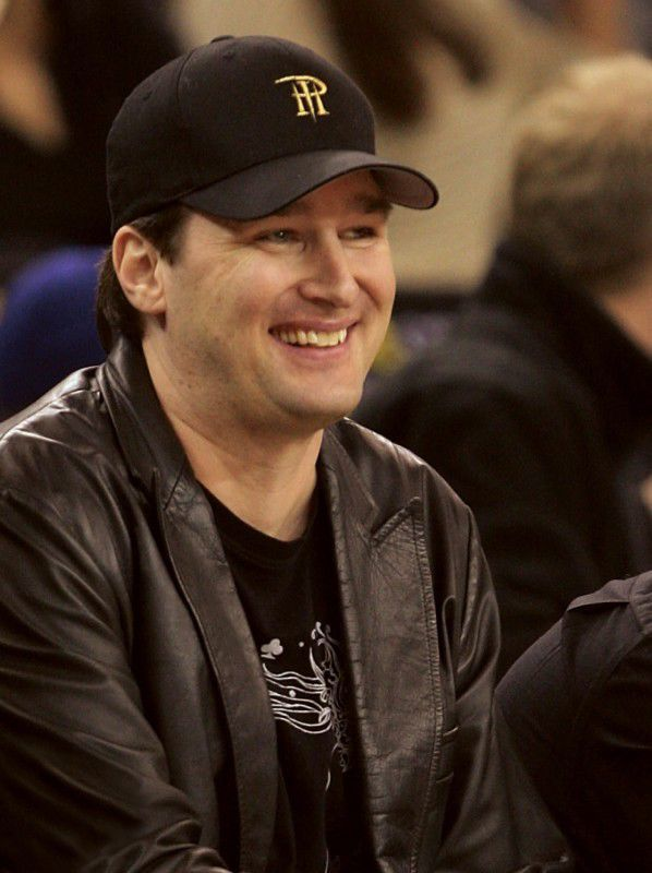 Phil Hellmuth 2009 photo