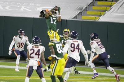 Davante Adams - Bears Packers