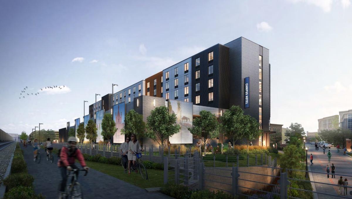 UW Campus hotel 3
