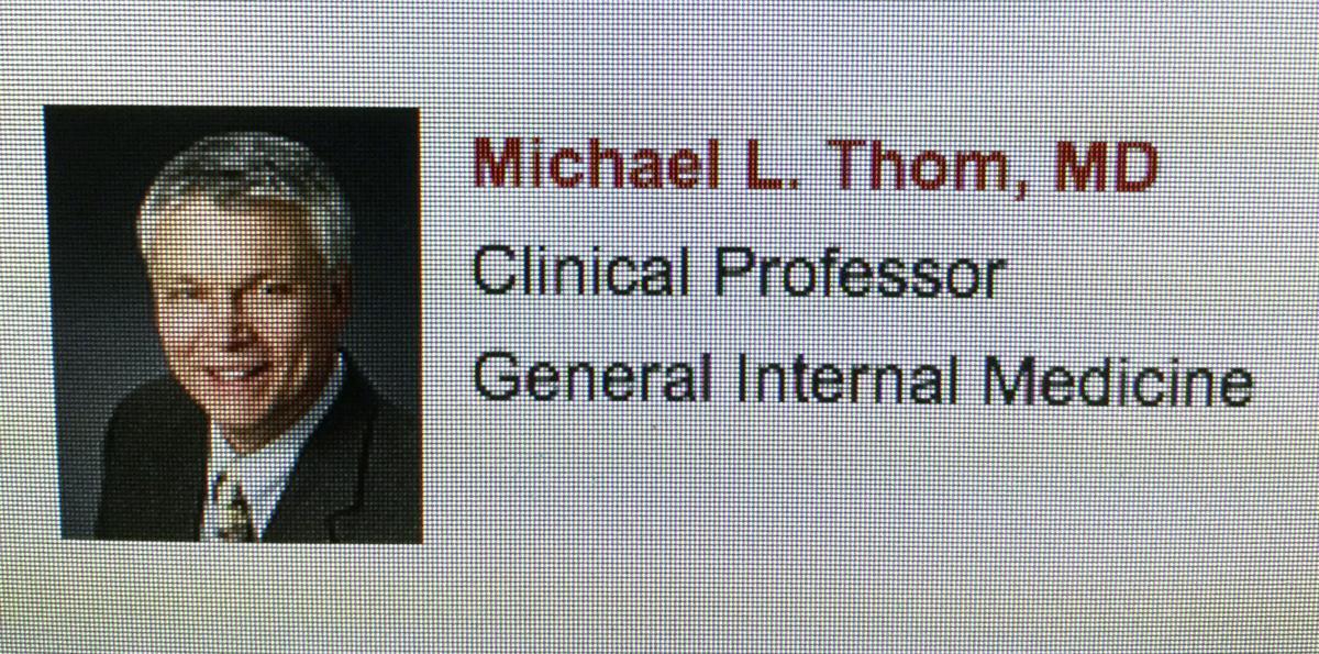 Dr. Michael Thom