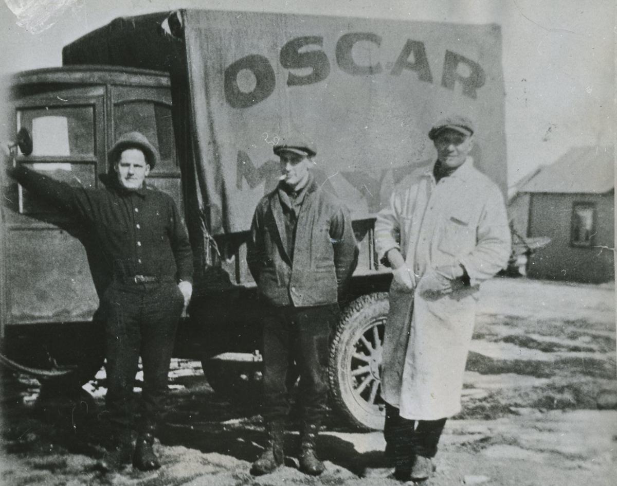Oscar Mayer, 1923