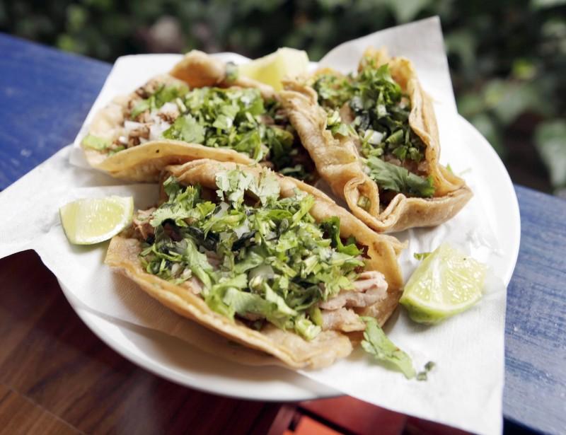 Puerto Escondido, tacos