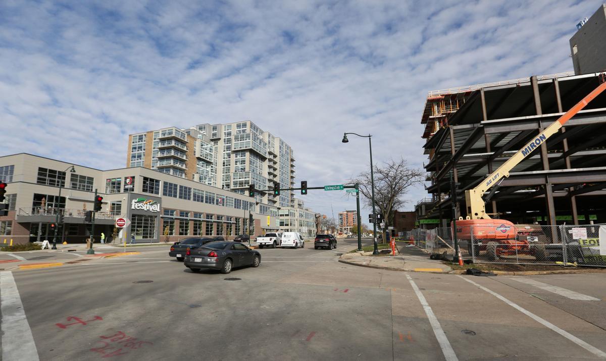 East Washington Avenue development