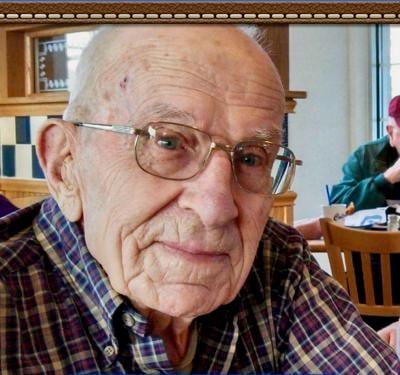 WWII Veteran Celebrates 97th Birthday