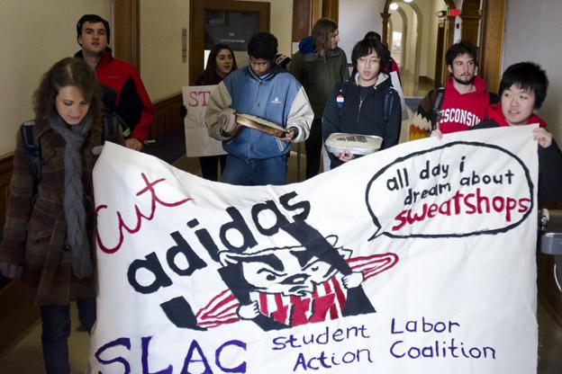 adidas labor violations