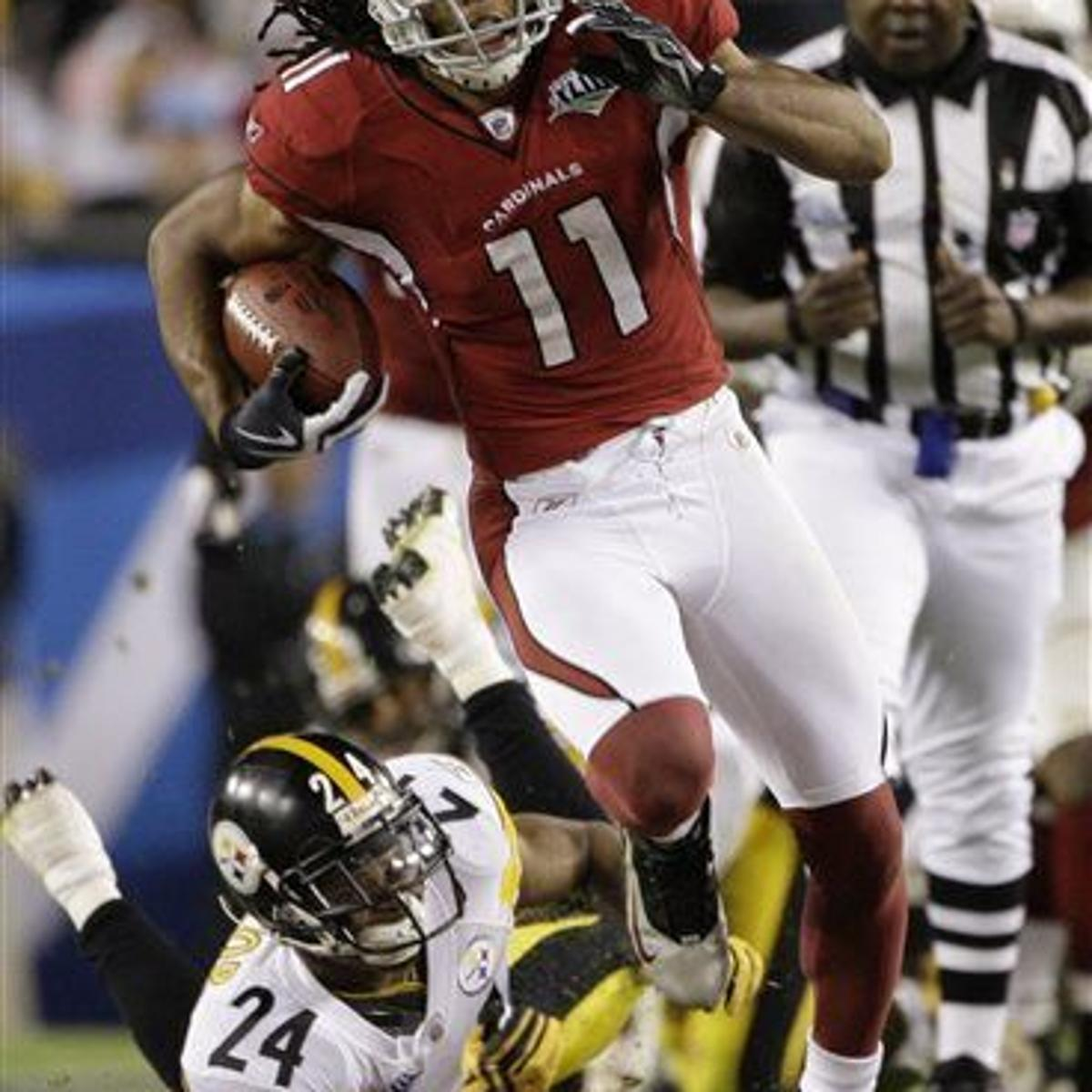 745d2008 Packers: 7 years after Super Bowl heartbreak, Larry Fitzgerald ready ...