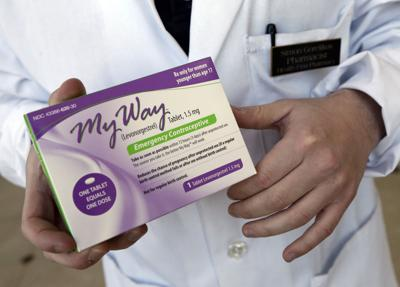 Morning after pill, emergency contraception, AP photo