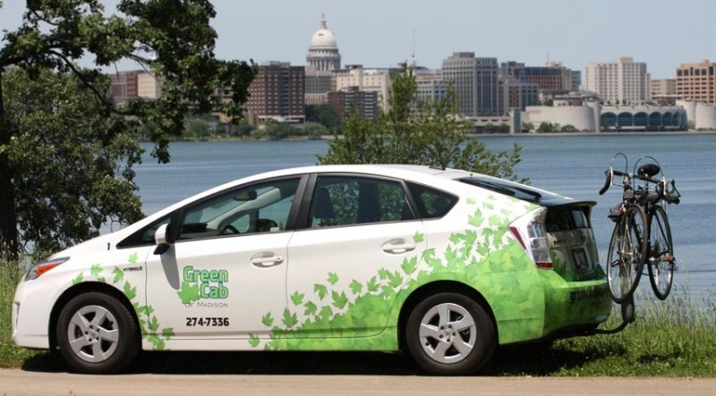 Green Cab Madison >> Green Cab Plans To Operate In Madison With Hybrid Vehicles Madison