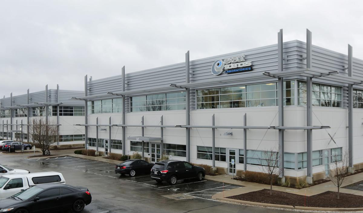 Exact Sciences lab 1, State Journal photo