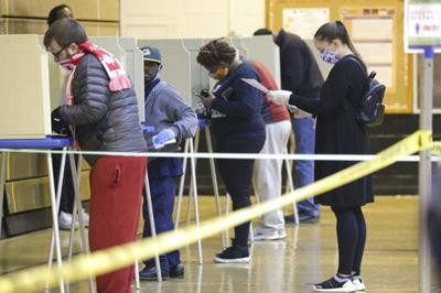 Wisconsin voters forced to choose between health, democracy (copy)