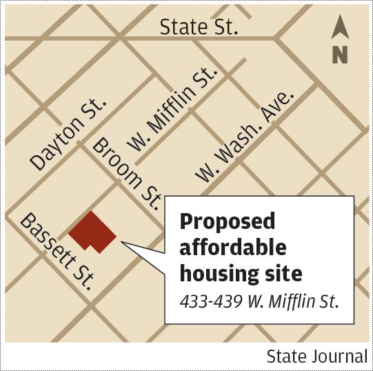 Mifflin housing map