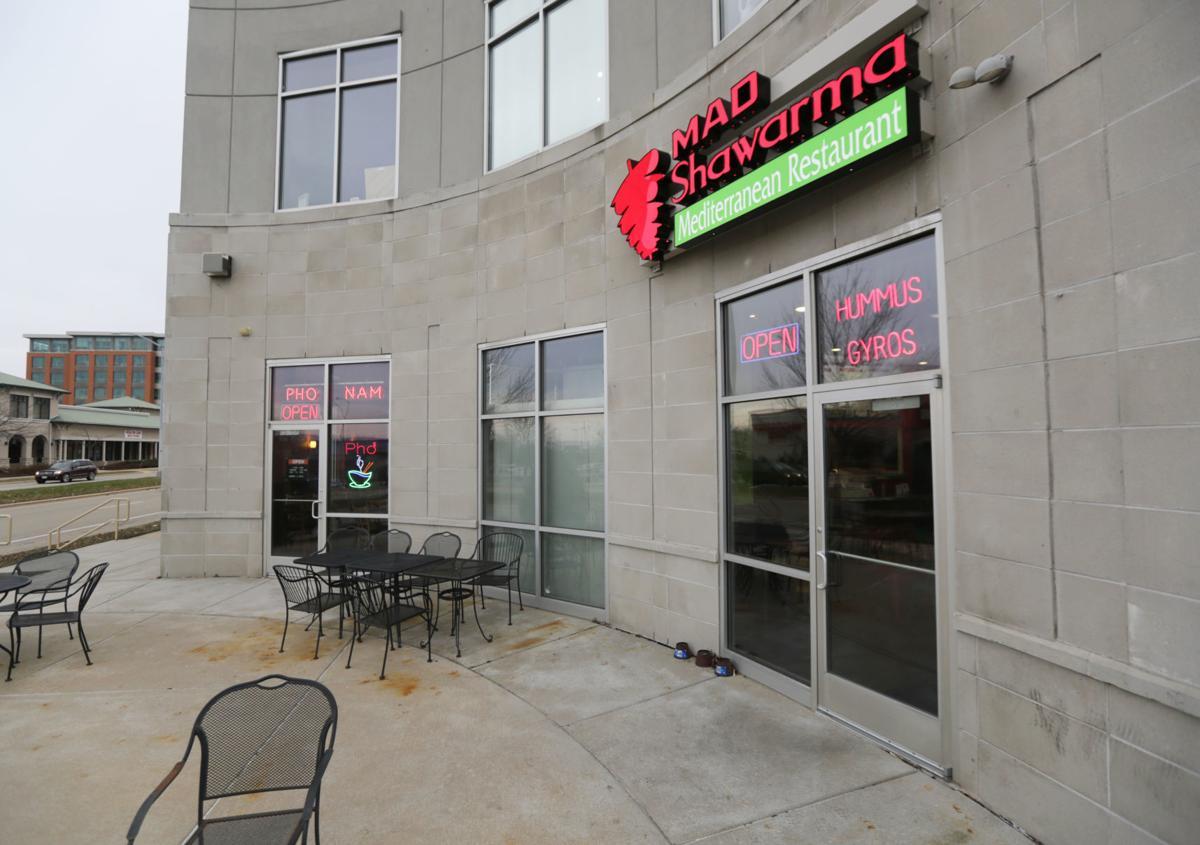 Mad Shawarma exterior