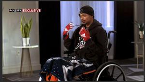 Jacob Blake Jr., paralyzed in 2020 Kenosha police shooting, hopeful he'll walk soon