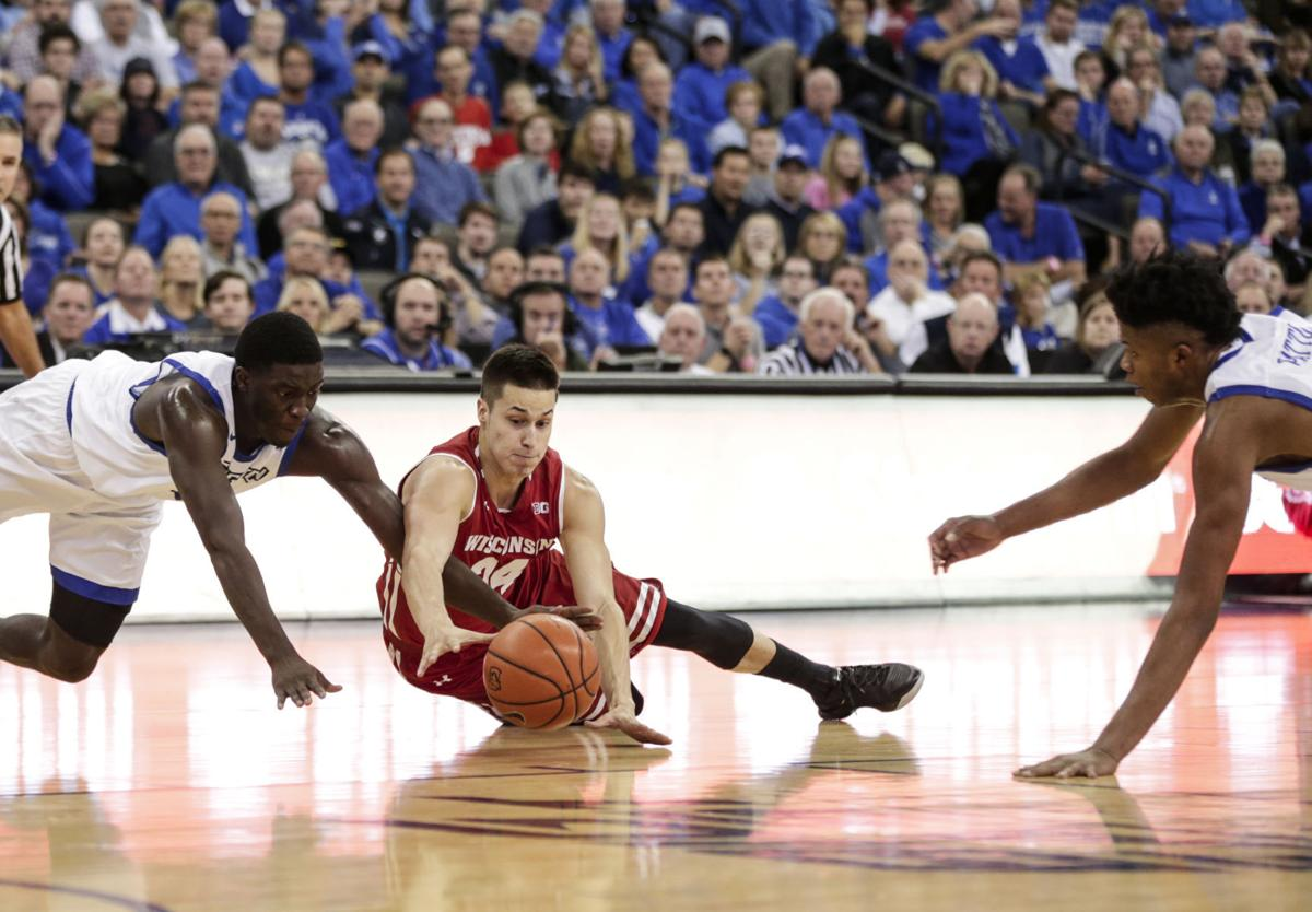 Wisconsin Creighton Basketball