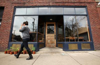 Near East Side's critically acclaimed restaurant Forequarter
