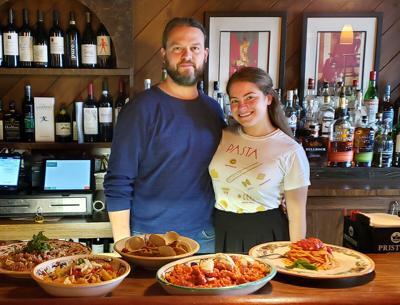 Franco Rua and Carli McCoy