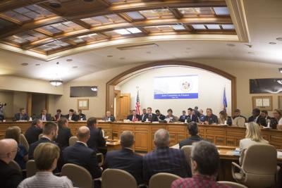 Foxconn public hearing at Capitol