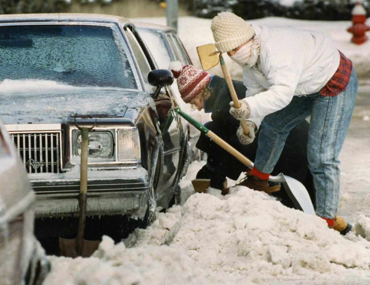 Snow, 1989
