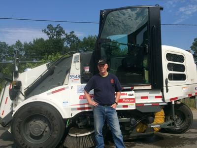 Spring Cleaning Sweepers Hit Madison Streets Could Take 6