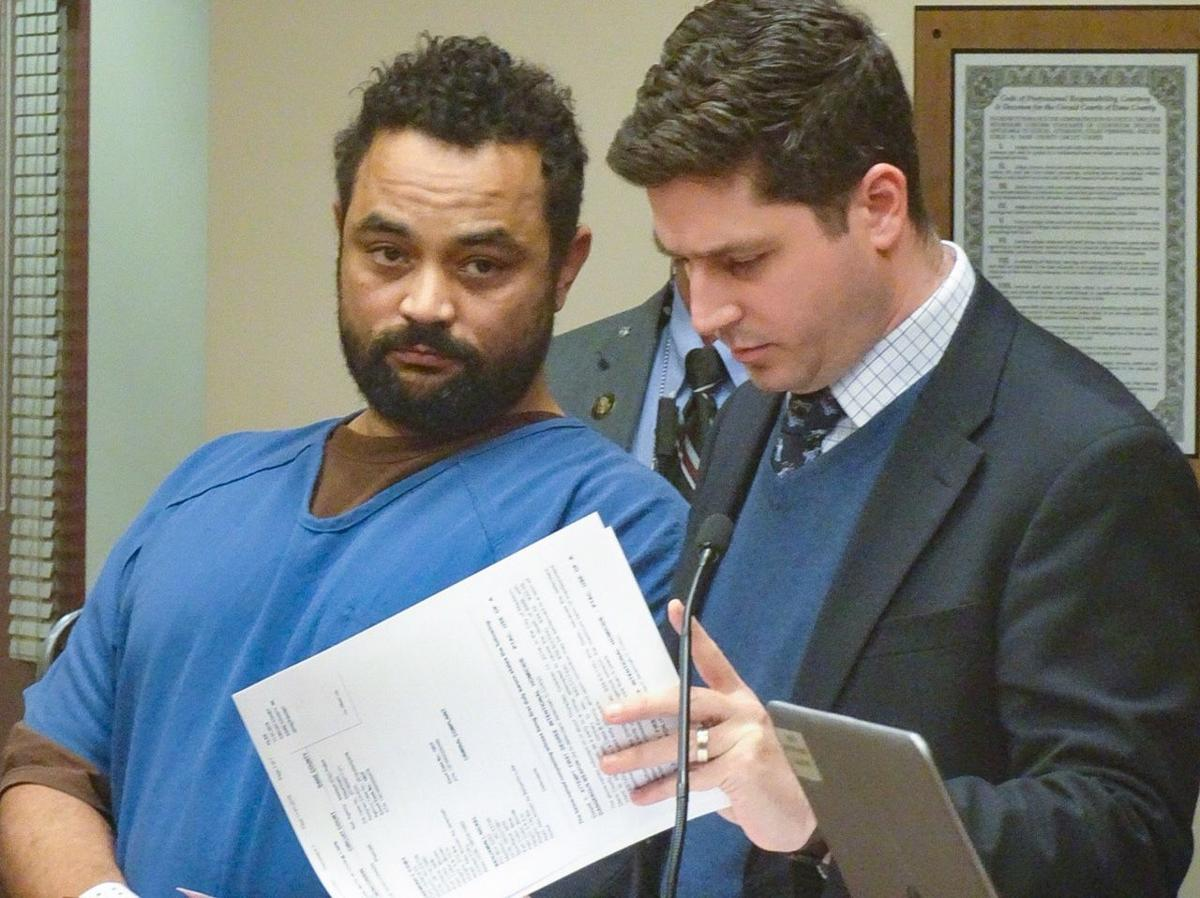 Jeremiah Coby in court
