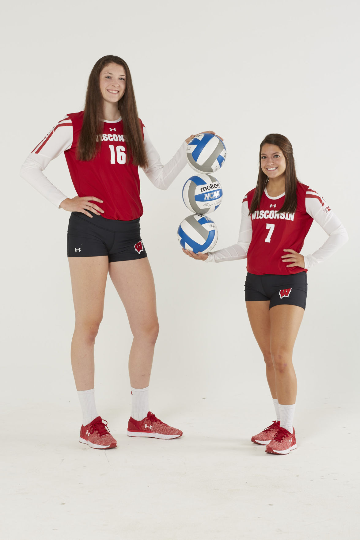 Badgers volleyball: 6-8 Dana Rettke ready for her ...