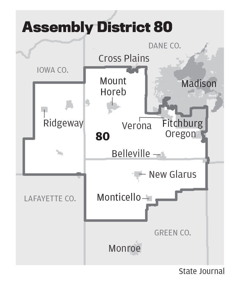 Assembly District 80