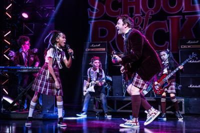 School of Rock Tour
