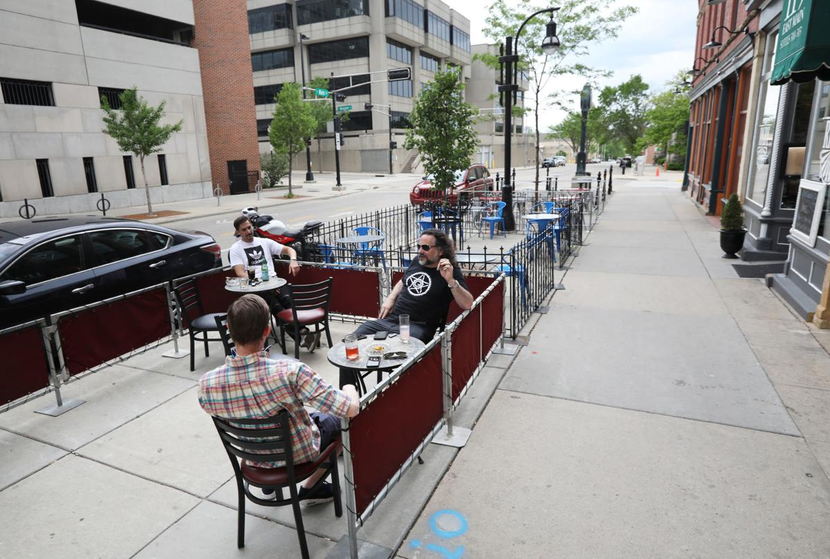 Outdoor Dining East Main
