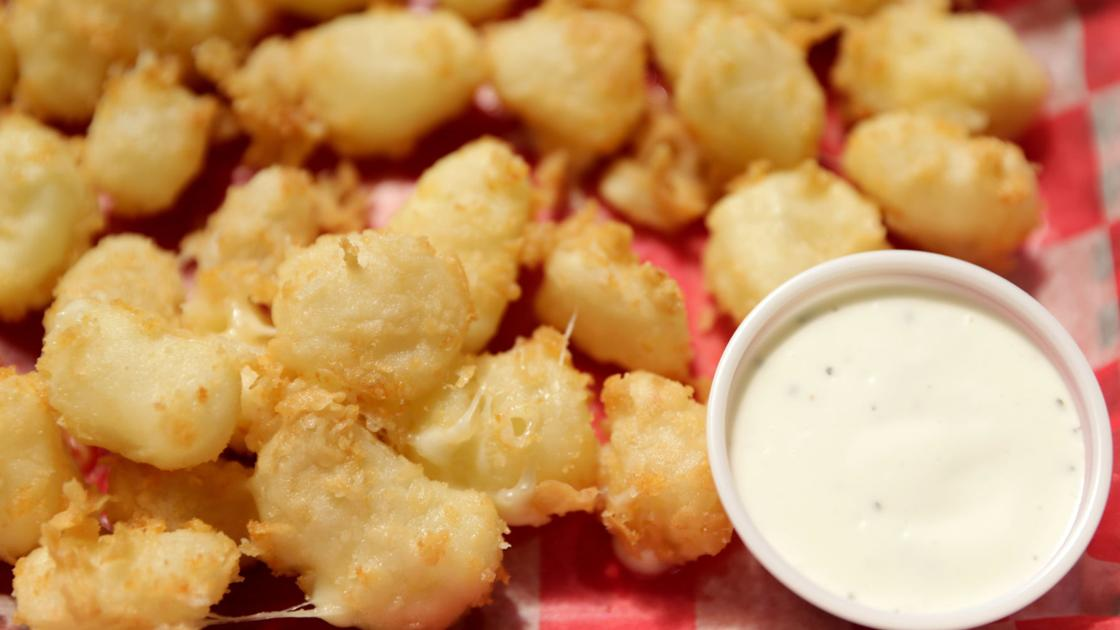 It's National Cheese Curd Day!