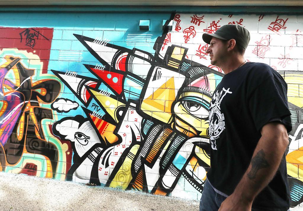 Street Art Gaining Momentum In Madison Arts And Theater