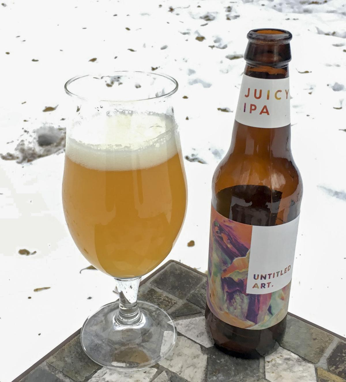 Untitled Art Juicy IPA