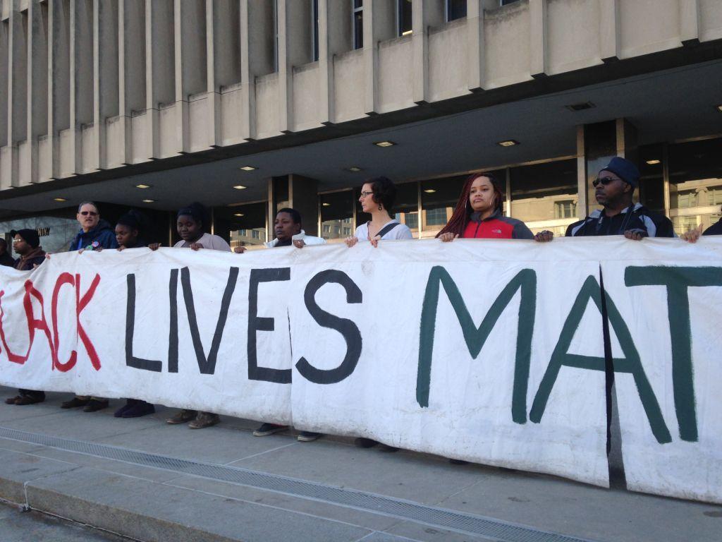 Black Lives Matter Rally 2