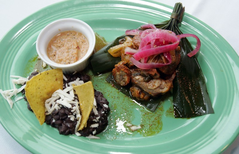 Mexican Fine Dining Arrives With Cilantro Dining Reviews Madison Com