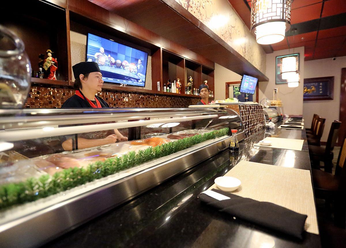 Sumo Sushi sushi bar