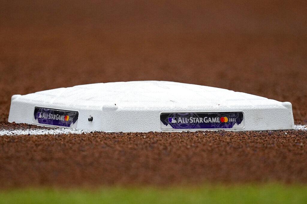 6. All Star Game Baseball