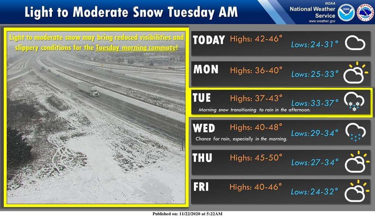Tuesday Snow 2