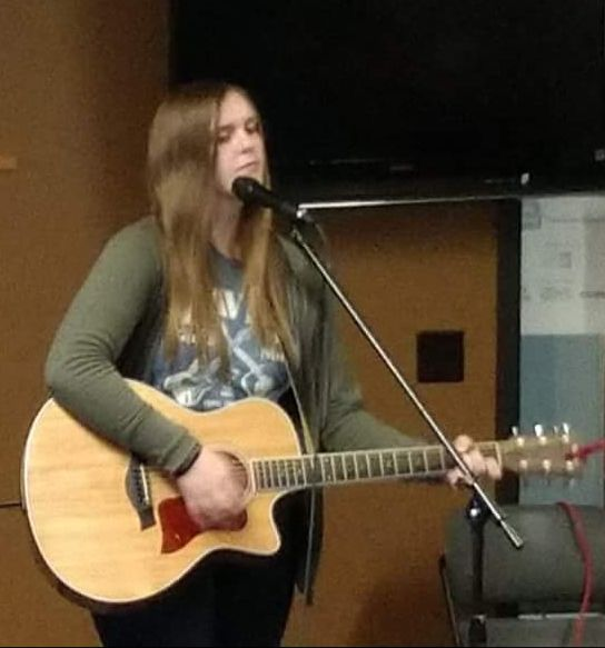 Mackenzie Moore at the General Store, Dec. 28, 2019 2 to 4 pm