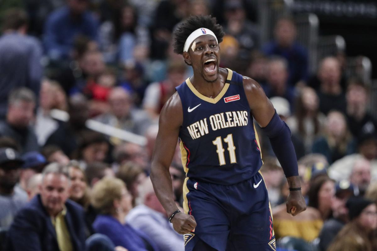 Bucks Pelicans Trade Basketball